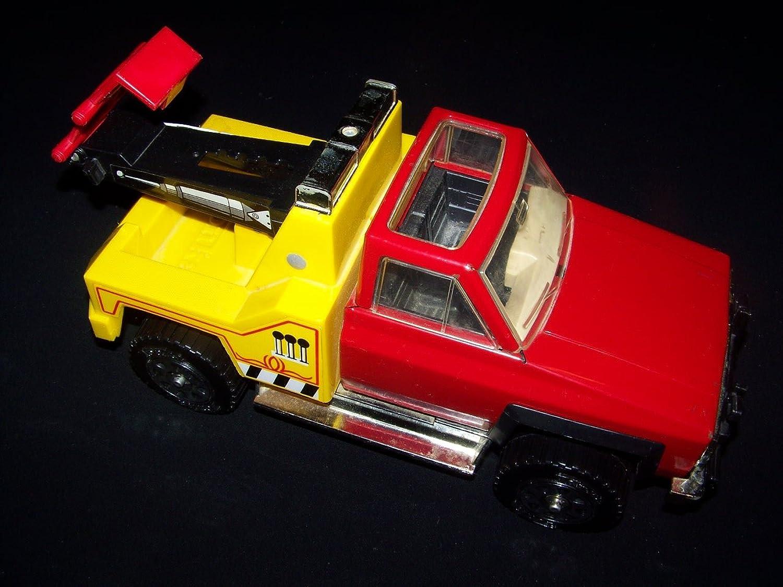 Tonka 1983 Vintage Tow Truck Steel & Plastic