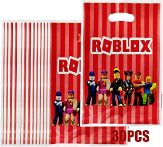 Roblox Birthday Partyroblox Decorationboy Roblox Roblox Goody Bagroblox Birthdayroblox Party Favorboy Party Favorparty Favorroblox Amazon Com Roblox Party Favors