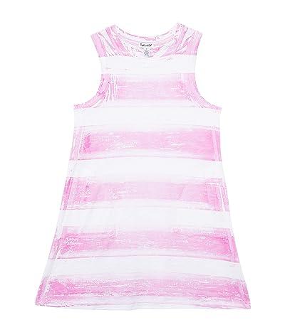 Splendid Littles Garment Stripe Dress (Big Kids)