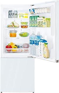 東芝 2ドア ミニ冷凍冷蔵庫 153L GR-R15BS-W セミマットホワイト