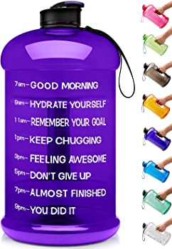 Venture Pal 74oz Leakproof BPA Free Fitness Sports Water Bottle