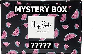 Happy Socks Unisex Mystery Box - 4 Pairs Assorted
