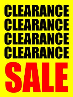 Best clearance sale sign Reviews