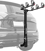 Retrospec Lenox Car Hitch Mount Bike Rack with 2-Inch Receiver; 3 Bicycle Carrier