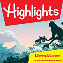 Highlights Listen & Learn!: The History and Geography of El Salvador: An Immersive Audio Study for Grade 4