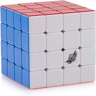 D-FantiX Cyclone Boys 4×4 Speed Cube Stickerless Enhanced Version Smooth Magic Cube..