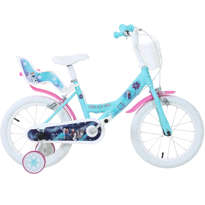 Disnet - Bicicleta infantil (16 pulgadas), diseño de Elsa de ...