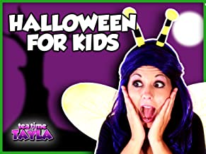 Tea Time with Tayla - Halloween Videos for Kids