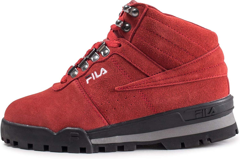 Fila Fitness Hiker Mid WN's Pompeian rot 10104354VK, Stiefel