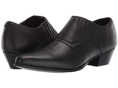Durango Western Shoe Boot (Black) Cowboy Boots