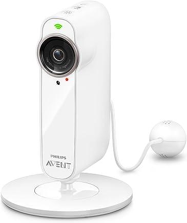 Philips Avent uGrow Smart - Vigilabebés con control de la humedad y temperatura, color blanco