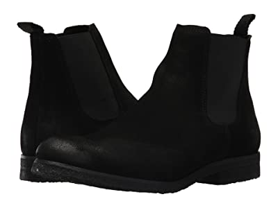 Supply Lab Jared (Black Suede) Men