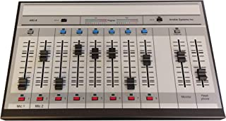 radio console mixer