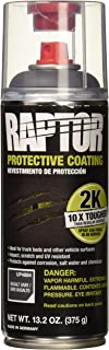 Raptor UP4884 Basalt Gray Bedliner 13.02 Oz 2K Aerosol