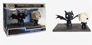 Funko Pop! Fantastic Beasts The Crimes of Grindelwald Movie Moments Grindelwald and Thestral Display Set