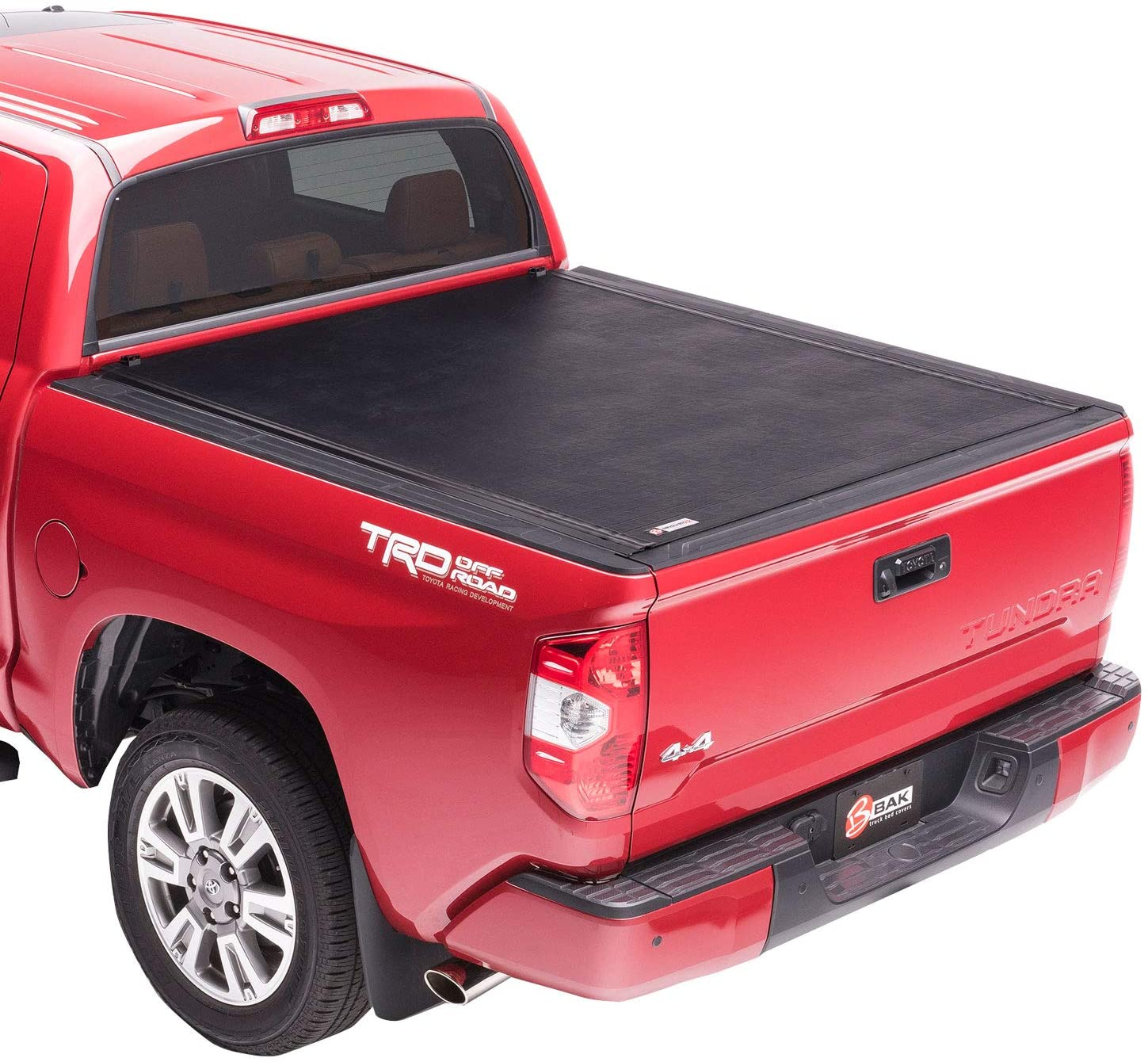 BAK Revolver X2 Hard Rolling Truck Bed Tonneau Cover for Nissan Frontier