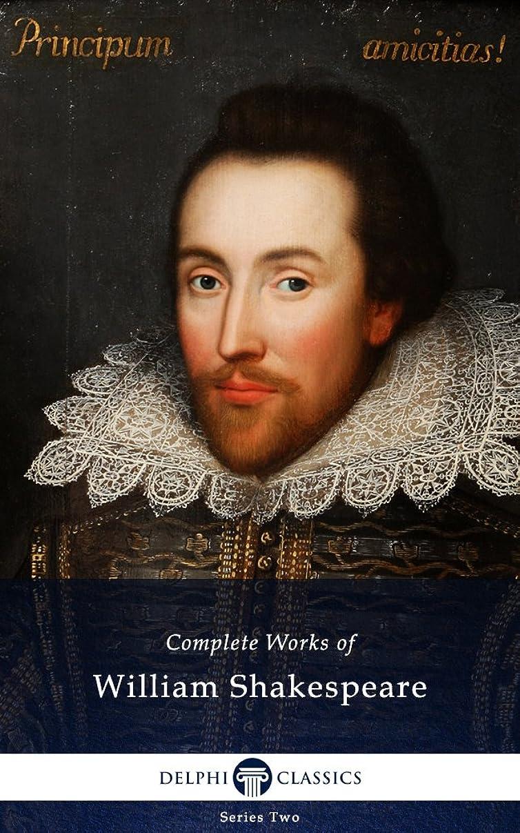 音楽を聴くカメラ魔術師Delphi Complete Works of William Shakespeare (Illustrated) (English Edition)