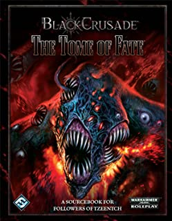 Black Crusade RPG: The Tome of Fate