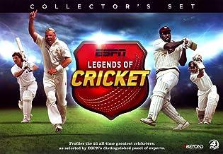 ESPN: Legends Of Cricket Collector's Set