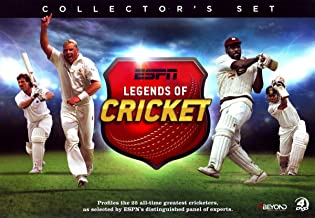 ESPN: Legends Of Cricket Collector's Set