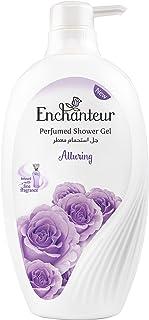 Enchanteur Alluring Shower Gel, Shower Fxperience with Fine Floral Fragrance, 550 ml, 2UE0803