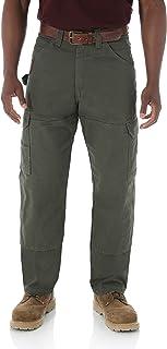Wrangler Riggs Workwear Men's Ranger Pant, Loden,32 x 32