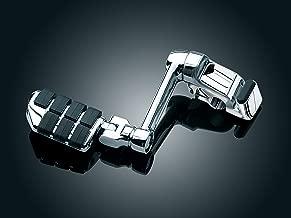Kuryakyn 4056 Motorcycle Foot Controls: Ergo II Cruise Mounts with Dually ISO Pegs and 6