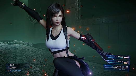 Final Fantasy VII Remake - PlayStation 4 Deluxe Edition
