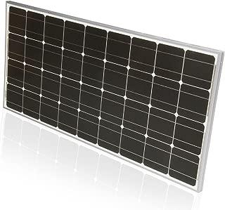 Panel Solar fotovoltaico monocristalino - 150 Watt - 12 V