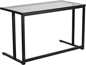Best glass top writing desk for sale Reviews