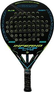Dunlop Pala de pádel Inferno Elite LTD Yellow - Blue