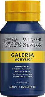 Tinta Acrílica Winsor & Newton Galeria 500ml 541 Prussian Blue Hue