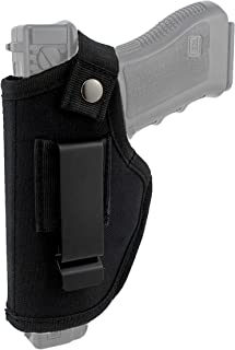 EASTERUP Gun Holster-Fits Compact to Large Handguns Concealed Carry Holster,Magazine Pouch for Right and Left Hand Gun Accessories