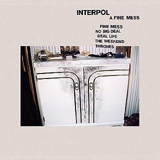 A Fine Mess [輸入盤CD] (OLE1431CDS)