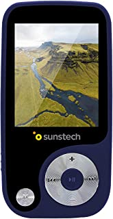 'Tech Thorn MP3 Player – Blue (Spanish Import)