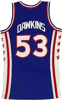darryl dawkins 76ers jersey