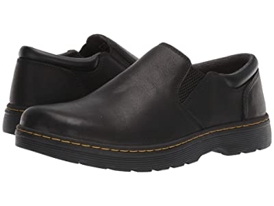 Dr. Martens Tipton Slip-On Robson II (Black Forty PU) Men