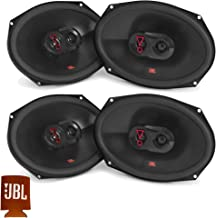 $179 » JBL STAGE3 2-Pairs of Stage3 9637FAM 6x9 3-Way Coaxial Speakers - No Grills