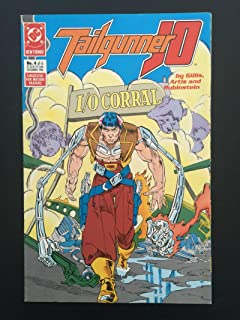 TAILGUNNER JO #4, VF/NM, Peter Gillis, DC 1988 more DC in store