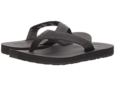Volcom Fathom Sandal (Black) Men