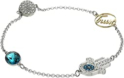 Swarovski Remix Collection Hamsa Hand Symbol Bracelet