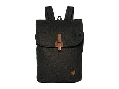 Fjallraven Norrvage Foldsack (Brown) Backpack Bags