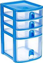 Harmony Storage Drawers, Blue - H 30 cm X W 22 cm X D 30 cm
