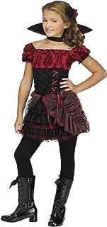 Fun World - La Vampira Child Costume