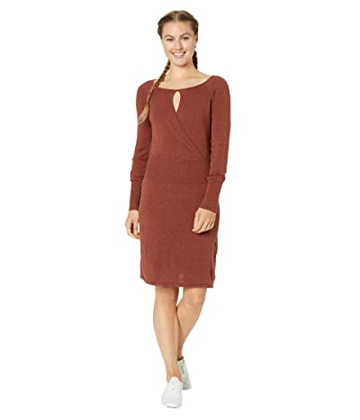 Prana Sonatina Dress (Chai Heather) Women