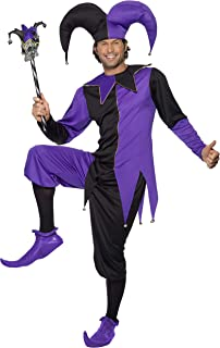 Best medieval jester costume Reviews