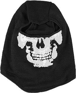 マスク バラクラバ 目出し帽 ドクロ スカル フルフェイス 骸骨 ゴースト サバゲー CP-0024