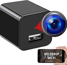 Spy Camera Wireless Hidden WiFi Camera with Remote View - HD 1080P - Spy Camera Charger - Spy Camera Wireless - USB Hidden...