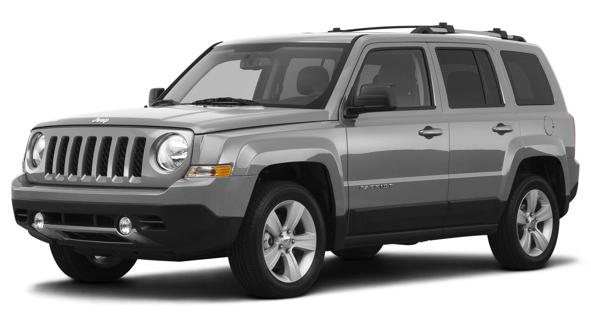 2011 Jeep Patriot 70th Anniversary, 4-Wheel Drive 4-Door ...