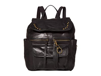 FRYE AND CO. Odessa Backpack (Black) Backpack Bags